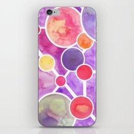 Atomic Planetary iPhone Skin