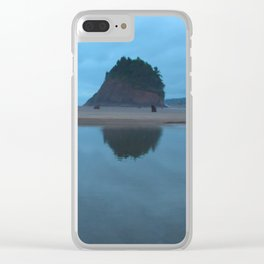 Proposal Rock Clear iPhone Case