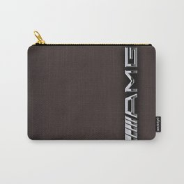 Grey logo AMG Carry-All Pouch
