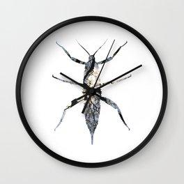 beetles_dream_05 Wall Clock