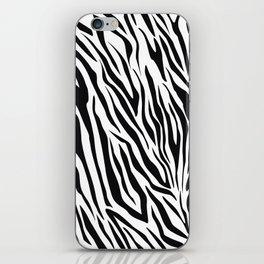 ZEBRA I iPhone Skin