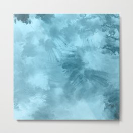 Clouds And Thunder Metal Print