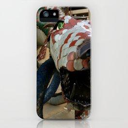 dragon breath iPhone Case