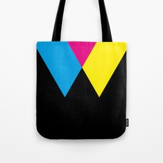 W like W Tote Bag