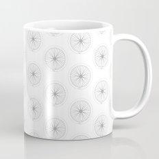 Bike Wheel Pattern Mug