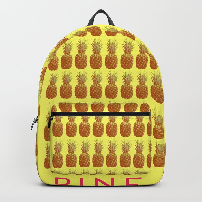 Pineapple #2 Backpack