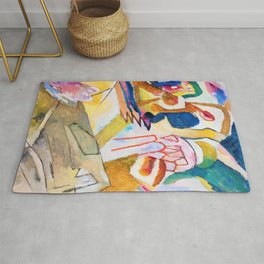 Improvisation 18, With Tombstone - Digital Remastered Edition Rug