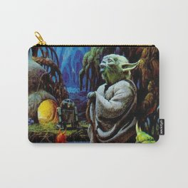 Swamp Dwelling Mystical Knight Carry-All Pouch