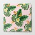 Tropical  Leaves by miaart77
