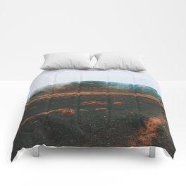 Tongariro alpine crossing Comforters