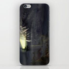 Visit from Leviathan iPhone Skin
