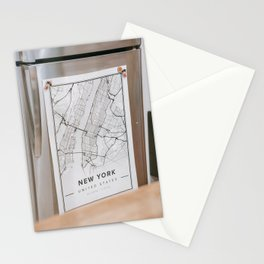 happy day in New York City. Stationery Cards