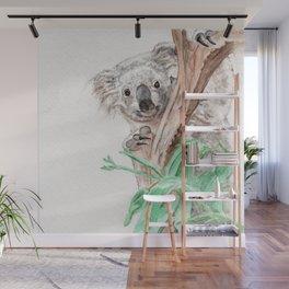 Koala Peek-A-Boo Wall Mural