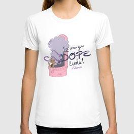 Rapunzel's Dope Curls T-shirt