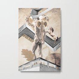 Perun's Silence Metal Print