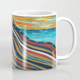 La fille aux cheveux d'horison Coffee Mug