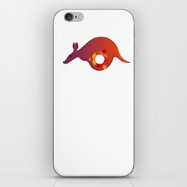 Aardvark iPhone Skin