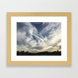 Views from Inwood Framed Art Print