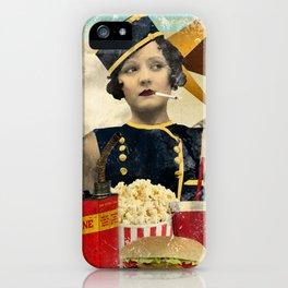 The Waitress iPhone Case