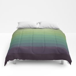 peacock scale Comforters