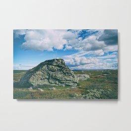 Mountains #4 Metal Print
