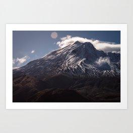 Windy Ridge Art Print