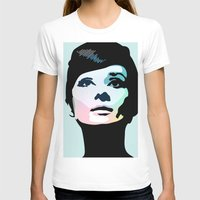 posters T-shirts featuring Audrey Hepburn Posters by Creativehelper
