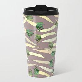 Daikon Radish Carrot Roots Travel Mug