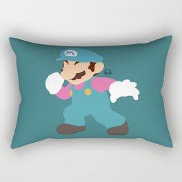 Mario(Smash)Cotton Candy Rectangular Pillow