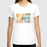 buddah T-shirts featuring Buddah (Purity) by JackiesGamingArt