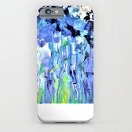 Field of Blue iPhone Case