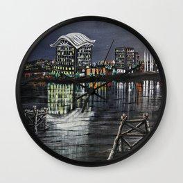 St Davids Hotel, Cardiff Bay Wall Clock