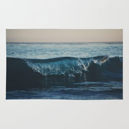 the wave ... Rug