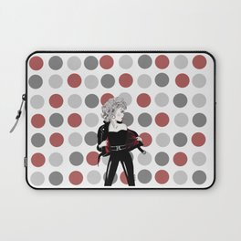 Tell me about it, stud Laptop Sleeve