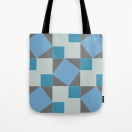 Pythagorean Pattern Tote Bag