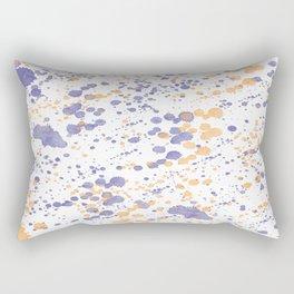 Floating In The Balance Rectangular Pillow