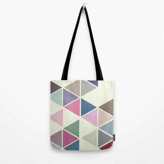 T R I _ N G L S Tote Bag