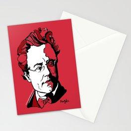 Gustav Mahler Composer Violin Cello Viola Piano Guitar Harp Orchestra Symphony String Quartet Duo Stationery Cards