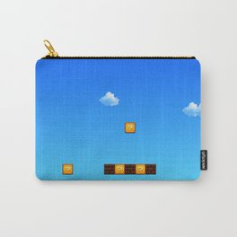 arena game mario Carry-All Pouch