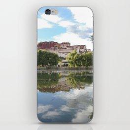 Potala Palace Tibet iPhone Skin