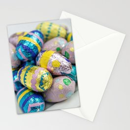 Easter Plate X Stationery Cards
