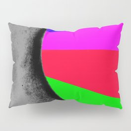 Body with Rainbow Pillow Sham