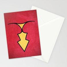 Venom Blast  Stationery Cards