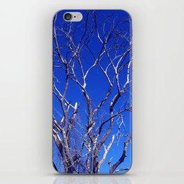 Dead Tree Defiance iPhone Skin