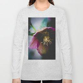 A winter flower Long Sleeve T-shirt