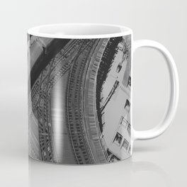 Going Places - Chicago Photography Coffee Mug