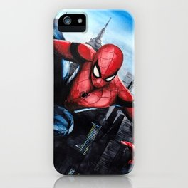 Spider-man: Homecoming iPhone Case