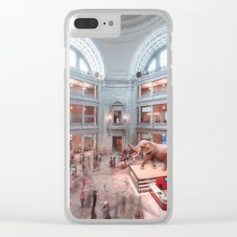 Smithsonian Natural History Museum Clear iPhone Case