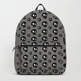 Skulls landscape Backpack