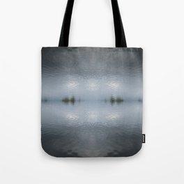 Water Symmetry Tote Bag